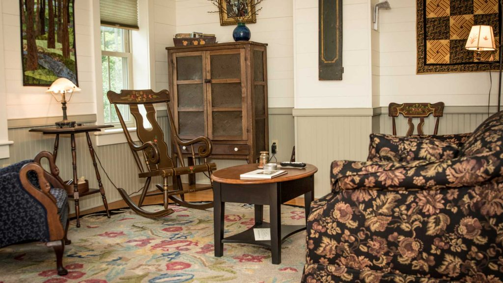 Cottage Interior-Header